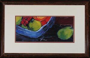 Designer-Lithograph-034-Bowl-of-Fresh-Fruit-034