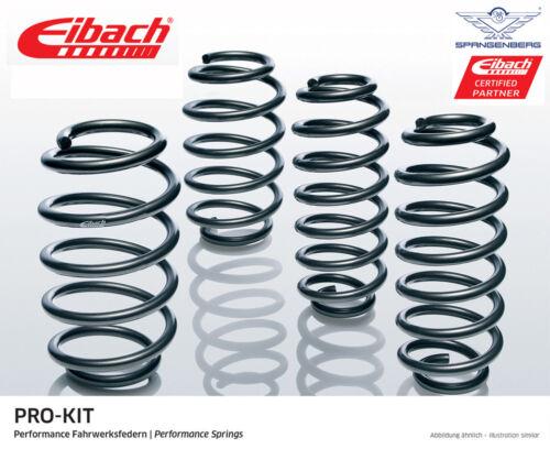 Eibach Pro-Kit Fahrwerksfedern Peugeot 306 Cabrio 7D N3 N5 03.94-04.02 950//820kg