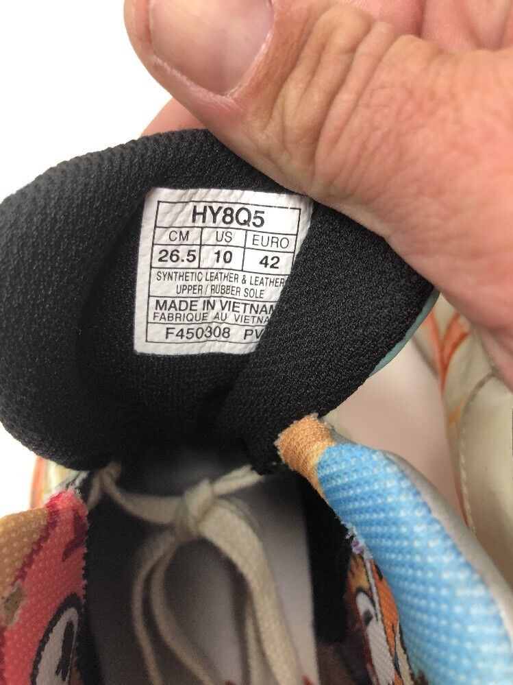 Limited Edition Womens Asics Asics Asics Onitsuka Tiger x Tokidoki HighTops Size 10 500 Pair 52f5f0