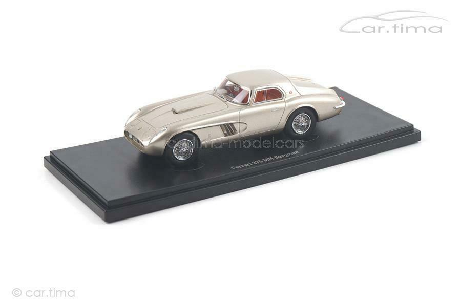 Ferrari 375 mm -  ingrid bergmann  - plata met. - 1 of 333-autocult - 1 43 -