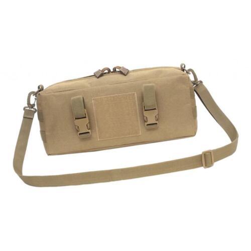 2er Duffle Bag Militär Karten Kamera  Waterproof Molle Large Pouch Pack