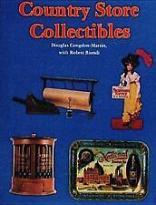 Country Store Collectibles Douglas Congdon-Martin (1997 Trade Paper) Price Guide