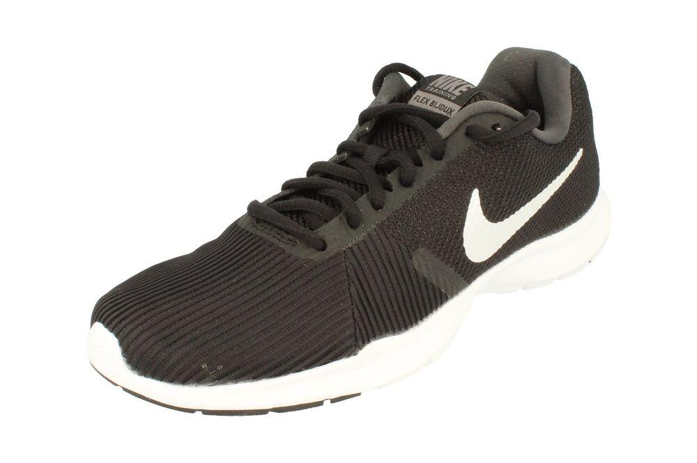 Nike Femme Flex Bijoux fonctionnement Baskets 881863 Baskets Chaussures 001-