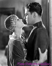 "Actress Greta Garbo & Ramon Novarro in ""Mata Hari"" (3) - Celebrity Photo Print"
