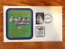 GB 1973 William Shakespeare Birthday Special Event Cover
