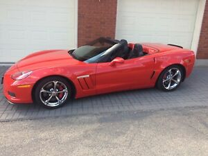 2012 Grand Sport corvette convertible 3lt