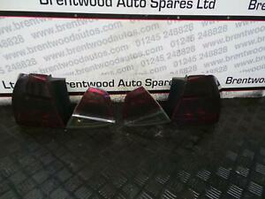 BMW-3-Series-E90-2006-Set-of-4-Tinted-Rear-Lights