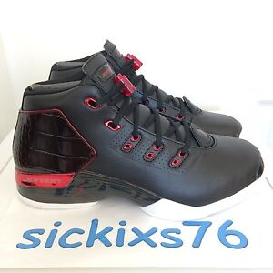 c2e51e7b97f DS Men's AIR JORDAN 17+ RETRO 'Bulls' Sz 9/EUR 42.5 [832816 001 ...
