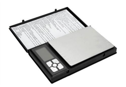 Bilancia Bilancino Di Precisione Notebook Digitale Lcd fino a 500gr sus