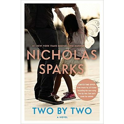 Two by Two  by Nicholas Sparks(Hardcover)
