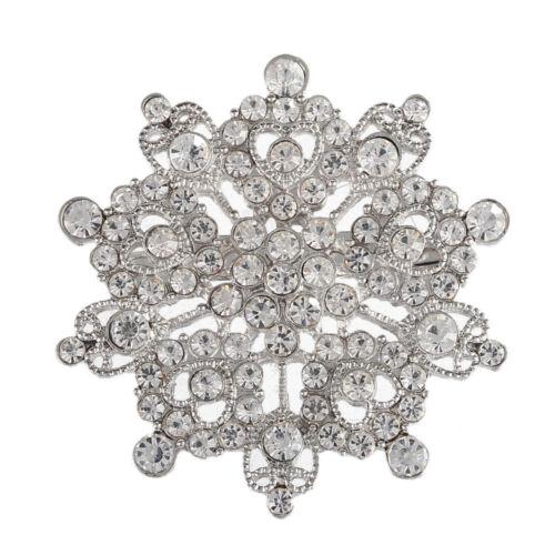 GLAMOUR SHINY DIAMANTE BROOCH BRIDAL WEDDING PROM PARTY CHAIR SASH UK 10 DESIGNS