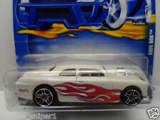 HOT WHEELS 2001 1:64 Mainline SHOE BOX 49 FORD #117 White pr5 Diecast Car