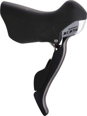SHIMANO 105 STI ST-5700 //ST-5703 Schalt-//Bremshebel 10-fach rechts schwarz NEU