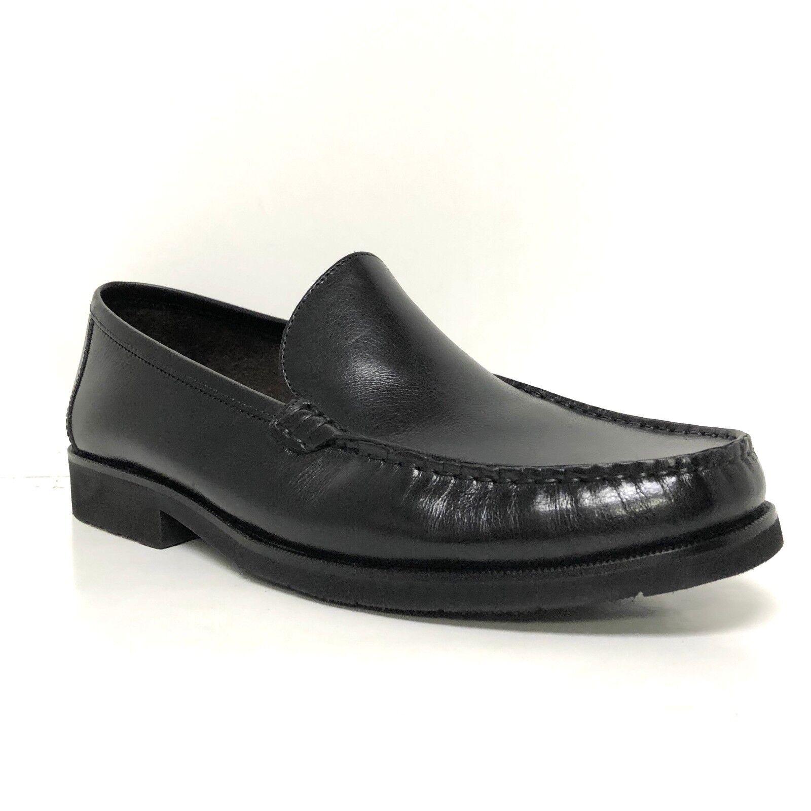Florsheim Tuscany Venetian Men's Slip On shoes Black Leather Upper 13213001