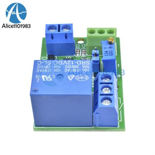 DC12V Auto Circuit modifications comparateur de tension LM393N pour contrôle à distance