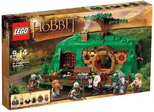 LEGO-LA-HOBBIT-79003-ACOMPANADO-EN-CASA-BOLSoN-NUEVO-NEW
