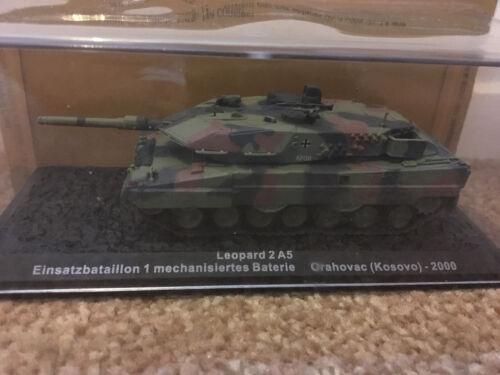 1:72 Escala Modelo Diecast Coleccionable De Precisión De Vehículo Militar Tanque Nuevo