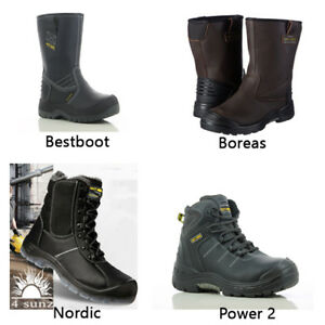 59c62fb9c64 Details about NEW MEN TOE SAFETY JOGGER BOOT NORDIC BOREAS POWER2 BESTBOOT  LEATHER COMPOSITE