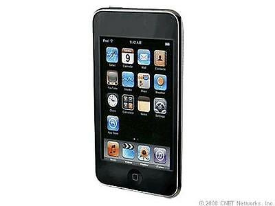 Used Working Apple iPod Touch 2nd Generation 16GB A1288 Black MP3 Player