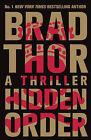 Hidden Order by Brad Thor (Hardback, 2013)