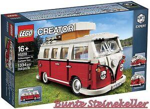 LEGO-Creator-10220-Volkswagen-T1-Campingbus-amp-0-Versand-amp-OVP-amp-NEU