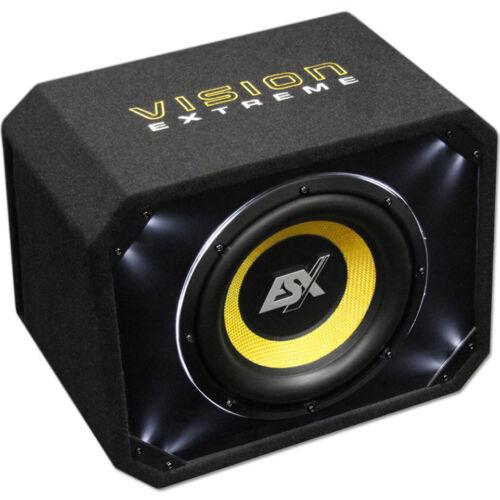 ESX Vision ve 300-30cm bass woofer Bass reflex carcasa subwoofer bassbox ve300