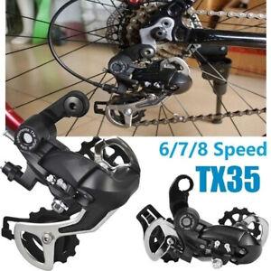 RD-TX35-6-7-8-Geschwindigkeit-MTB-Heck-Mech-Umwerfer-mit-Direktmontage