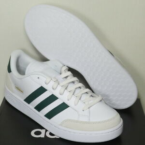 Details about adidas Grand Court SE White Collegiate Green Sneakers FW6688 Mens Size 10 NIB
