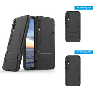Protect-Armour-Hard-Phone-Case-Cover-with-Hidden-Holder-Stand-For-Samsung-YSP