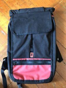 Image Is Loading Chrome Waterproof Weatherproof Soyuz Rolltop Backpack Laptop Bag