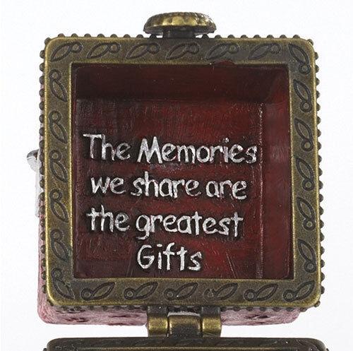 Boyds Bears Christmas 1E 20th Anniv Winston/'s Gift Box w//Joy McNibble ~ 4034165