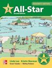 All Star Level 3 Teacher's Edition 9780077197308 by Linda Lee Book