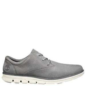 Toe Homme titre d'origine Oxford Plain Gris Taille pour Chaussures Nubuck sur afficher Bradstreet Détails Timberland Robe le A21F4 ygY7vIbf6m