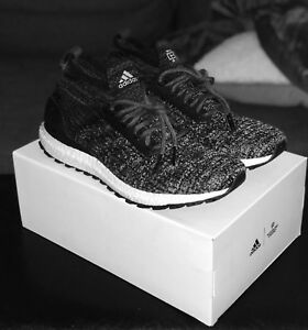 5f887a4f51b New Adidas X Reigning Champ Men s ULTRA BOOST ATR MID Oreo DB2043 ...