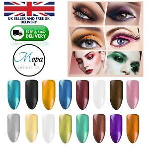 b8437f0a042e Chrome Powder Matte Pigment Pearl Nails Nail Art Crystal Shiny Dust ...