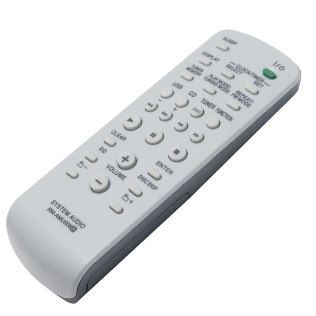 New Remote Rm