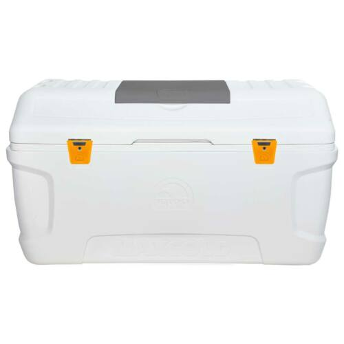 Igloo MaxCold Large 165 Quart 156 Litre 280 Can Cool Box Ice Cooler 7 Days