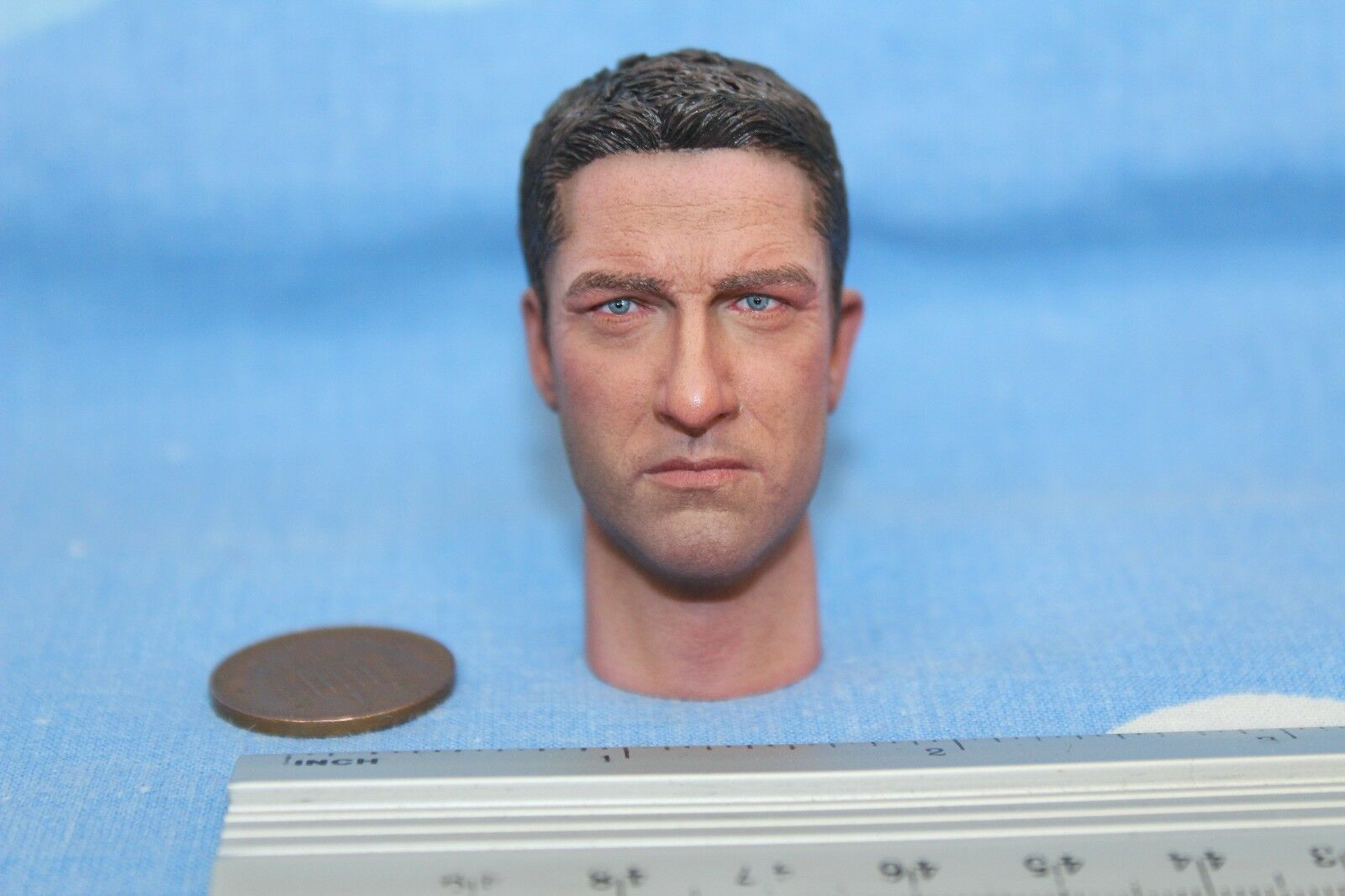 DID DRAGON IN DREAMS 1 6TH SCALE U.S SECRET SERVICE SPECIAL AGENT  HEAD  MARK
