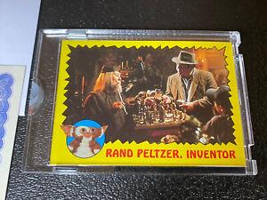 1984 Topps Vault Gremlins #4 Proof Blank Back Card Rand ...