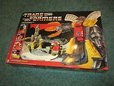 New Vintage Transformers Original G1 Omega Supreme Complete in Box