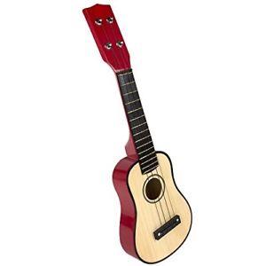 Colorbaby guitarra de madera con 4 cuerdas (42142)
