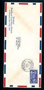 LOT 61398 249 FDC SIZE10 NEWFOUNDLAND ROYAL VISIT QUEEN ELIZABETH KING GEORGE V1