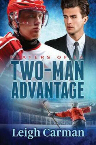 Two-Man Advantage (Players of La) by Carman, Leigh.