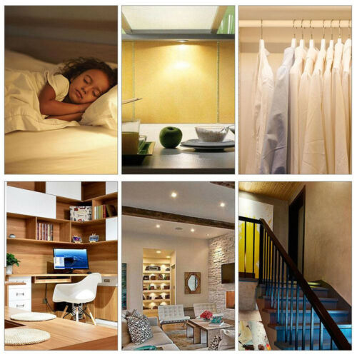 RGB LED Ceiling Light Recessed Panel Downlight Spot Lamp With Remote Control