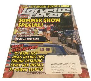 Corvette-Fever-Magazine-November-1998