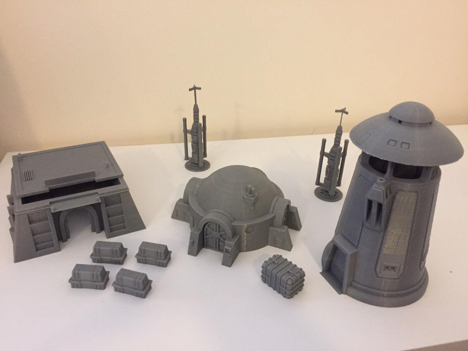 Star wars legion terrain set v4