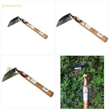 BlueArrowExpress Kana Hoe 217 Japanese Garden Tool Hand Hoe//Sickle is Perfect