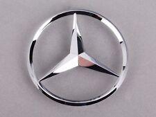 Mercedes-Benz W204 C-Class Genuine Trunk Emblem Star C250 C300 C350 C63 AMG NEW