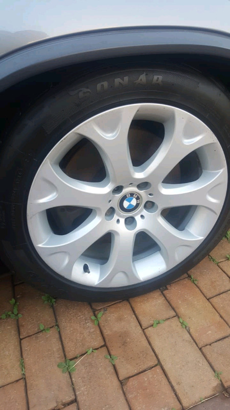 Bmw 19 Inch Rims And Tyres Northgate Gumtree Classifieds South Africa 519882531