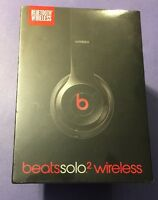 Beats By Dr. Dre Solo 2 Wireless Headphone Bluetooth Black Edition